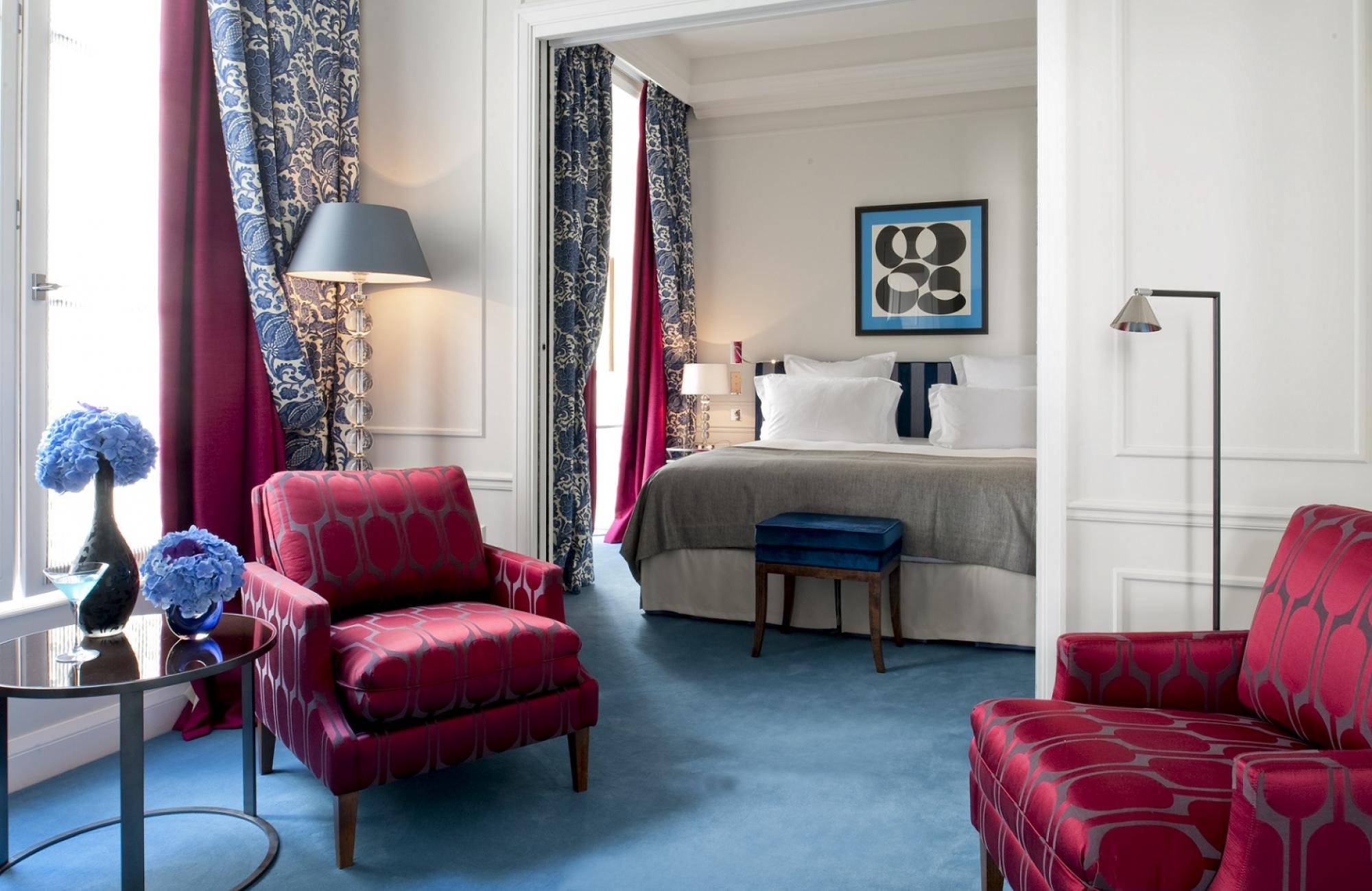 Le Burgundy Paris - Junior Suite